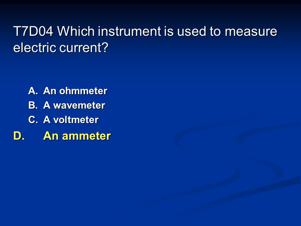 Instrument Current Electricity : Electricity components and circuits ppt download