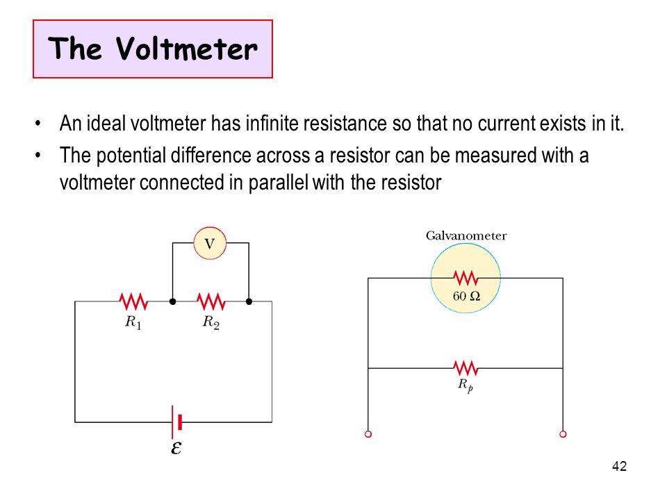 Voltmeter In Parallel : Rumus yang dipakai ppt video online download