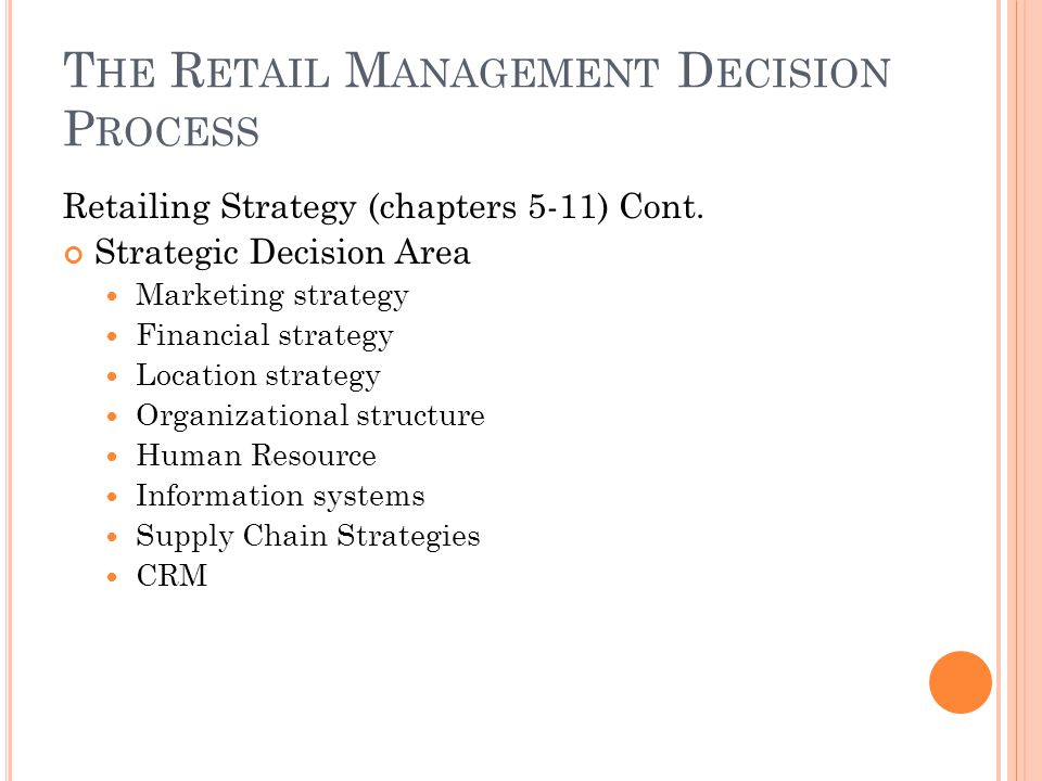 The Strategic Marketing Process: Organizational Decision-Making Essay Sample