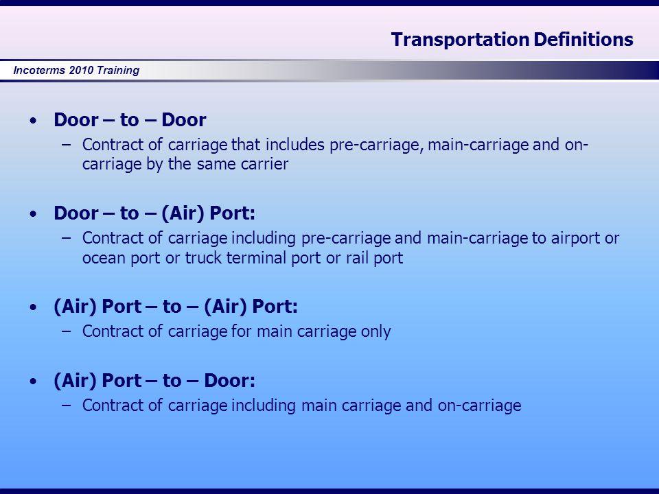 passiver transport definition