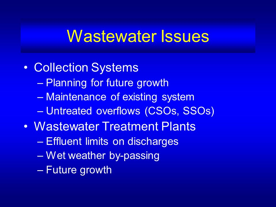 Urban Water Infrastructure Ppt Video Online Download