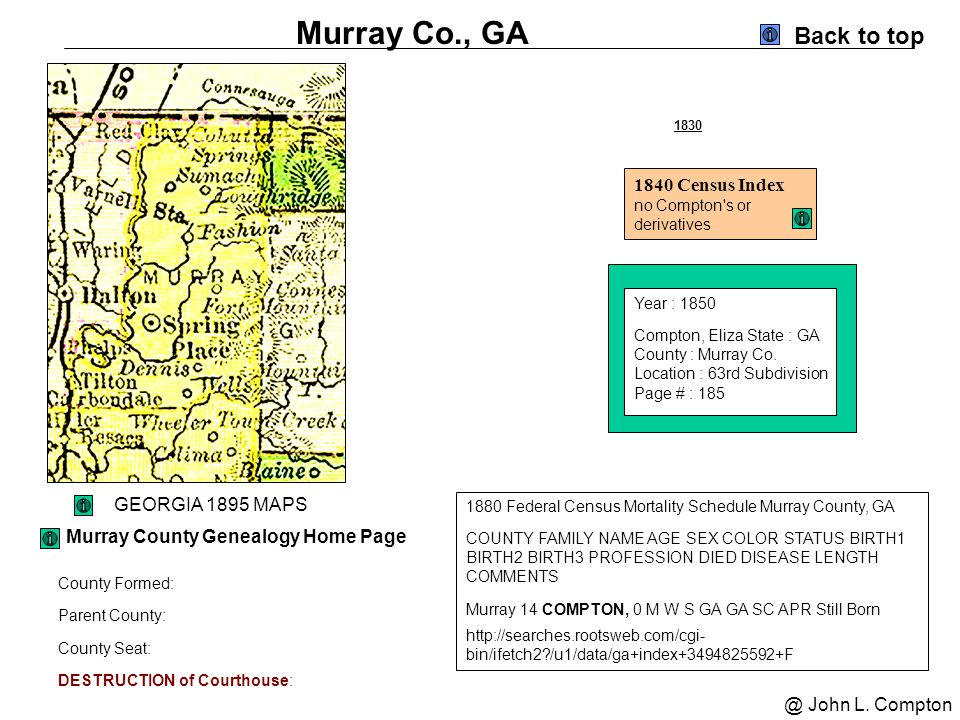 Us Census Map For Meriwether County Georgia - 1920 us census map for meriweather county georgia