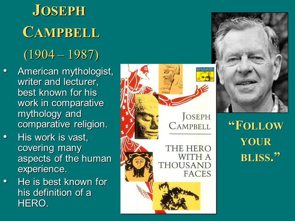 joseph campbell and comparative religions essay Joseph campbell essay - philosophy buy best quality custom written joseph campbell essay.