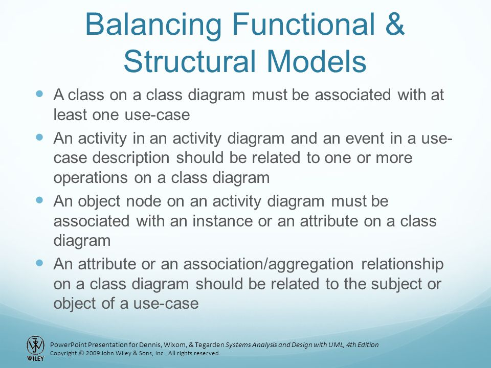 Chapter 7 moving on to design ppt video online download 6 balancing functional ccuart Choice Image