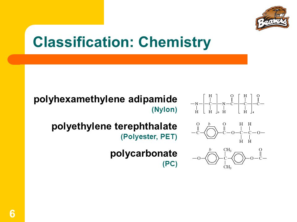 Classification: Chemistry
