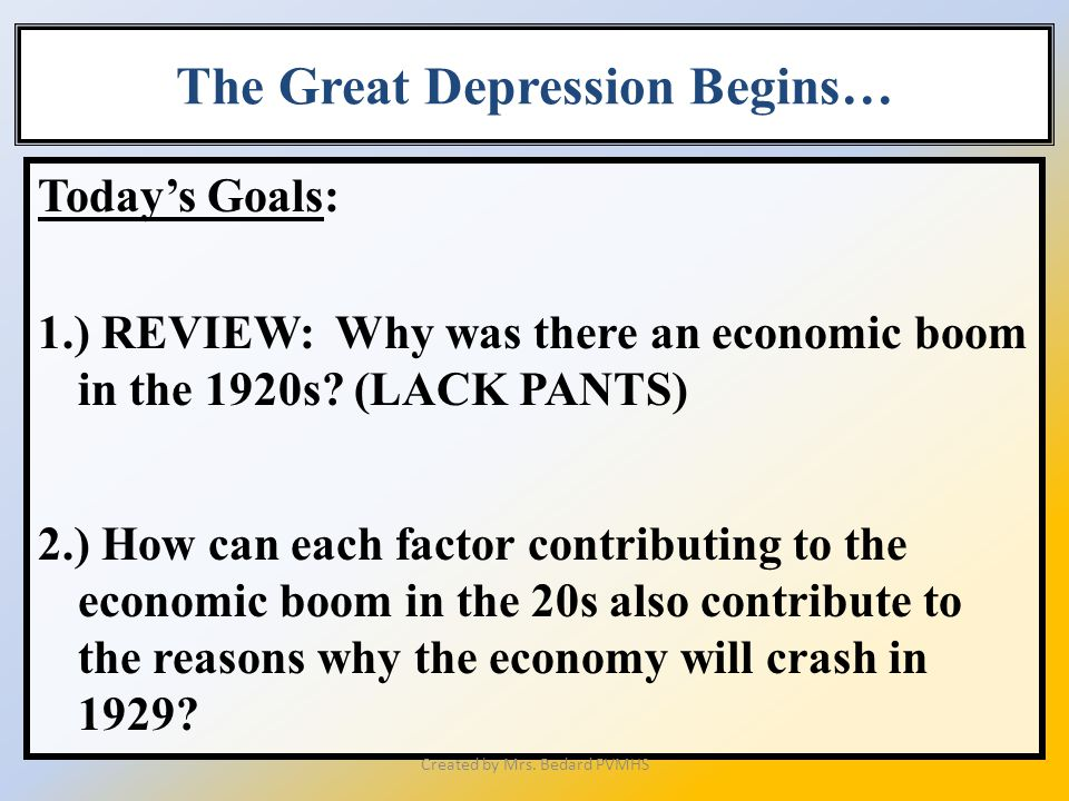 the factors that contributed to the economic depression in germany in the 1920s And pictures about great depression at encyclopediacom make research projects and school reports about great depression where many countries had not fully recovered from the aftermath of world war i in germany, the economic at the close of the 1920s, economic factors.