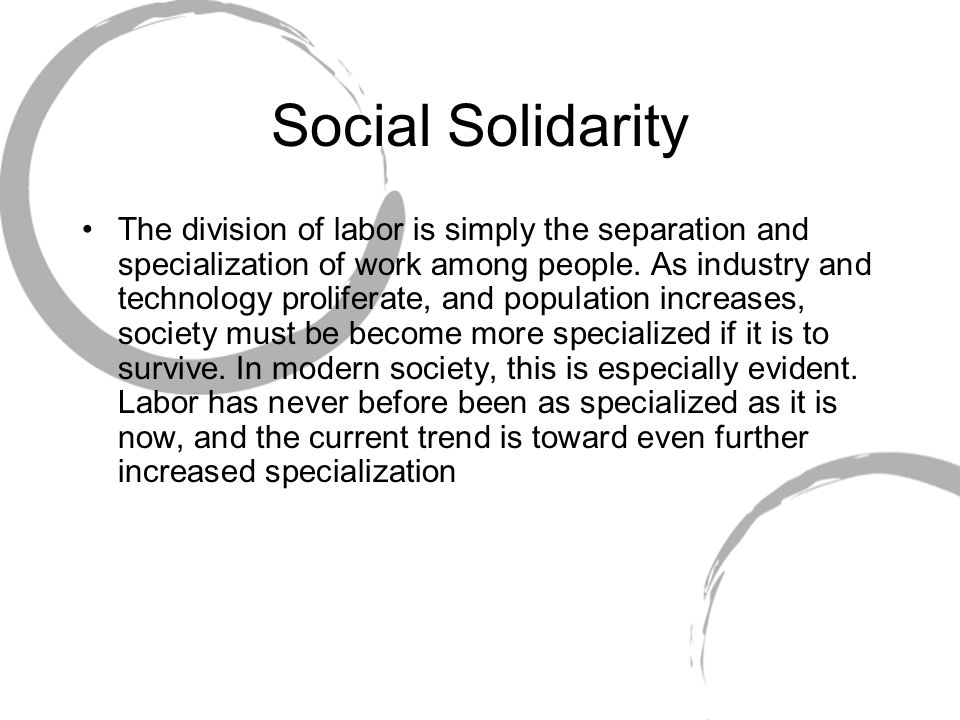 social solidarity Definition of solidarity written for english language learners from the merriam-webster learner's dictionary with audio pronunciations, usage examples, and count/noncount noun labels.
