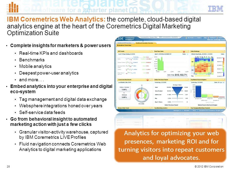 IBM Enterprise Marketing Management (EMM) and Unica ...
