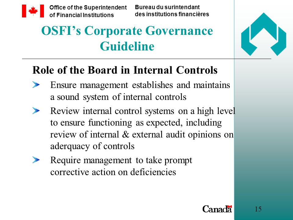 the role of external auditor in corporate governance On jan 1, 2004 aa gramling (and others) published: the role of the internal audit function in corporate governance: a synthesis of the extant internal auditing literature and directions for future research.