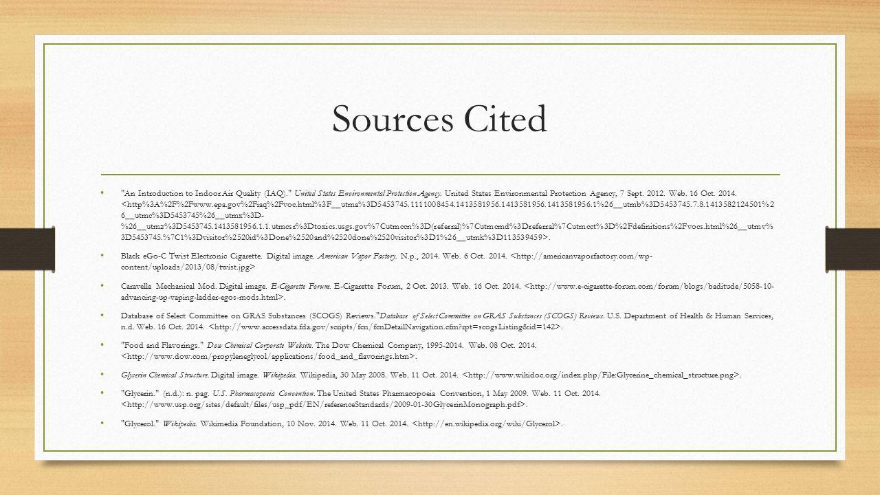 25 Sources ...