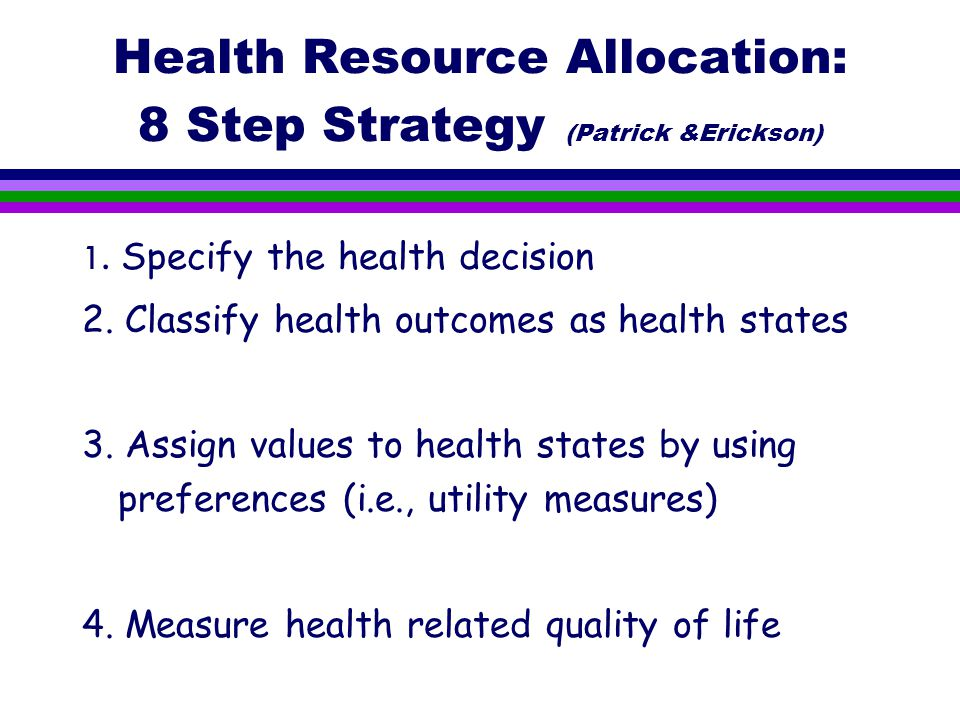strategy resource allocation and everyday decisions How managers' everyday decisions create—or a somewhat longer case story will help illuminate the connection between resource allocation and corporate strategy.