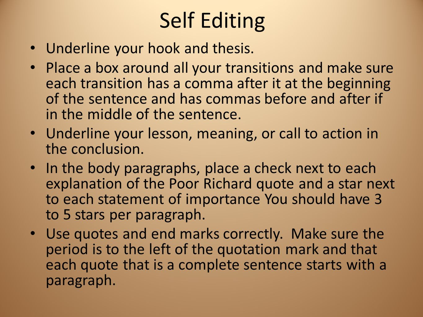 Editing dissertations quote