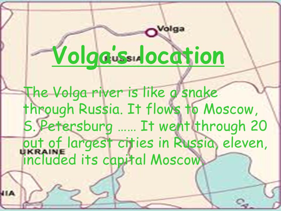The Volga River Ppt Video Online Download - The volga river