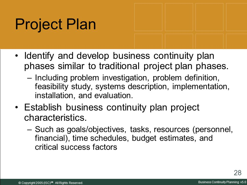 business continuity plan pdf download