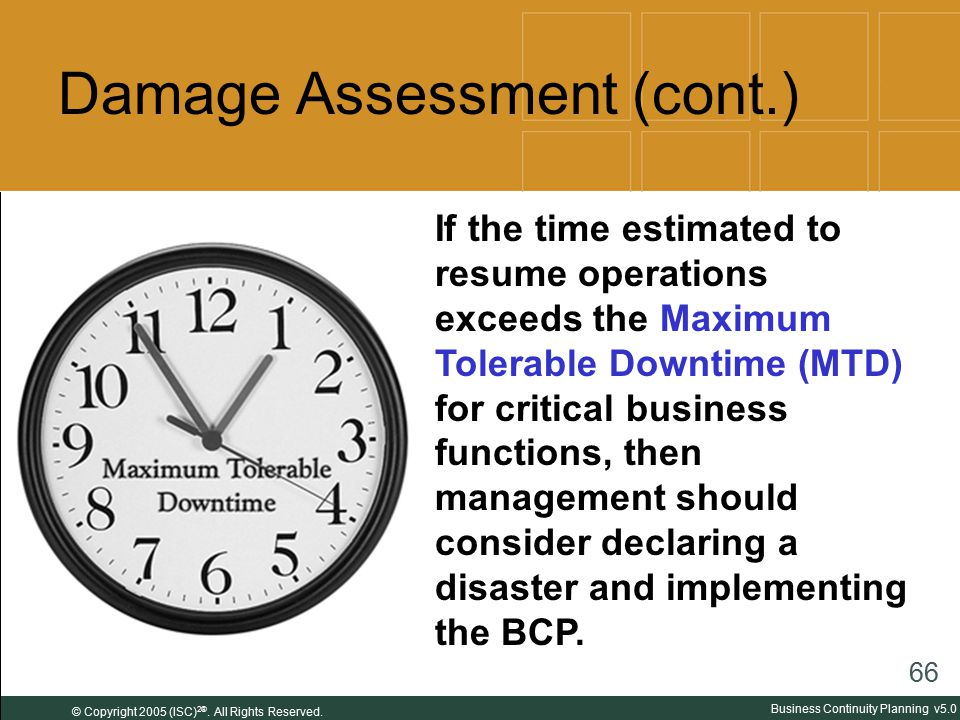 Business Continuity Planning Ppt Download