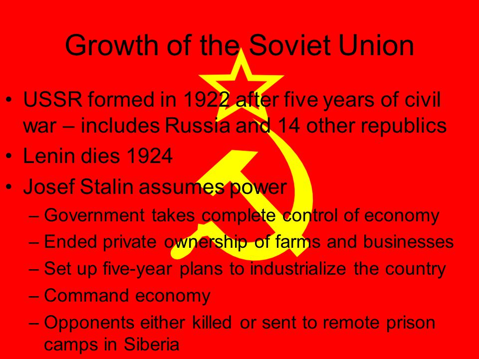 growth of the second economy in the soviet union Study marxist/leninist economic theory and soviet reality with an open mind, with the goal of taking lessons from the case study economic history of the soviet.