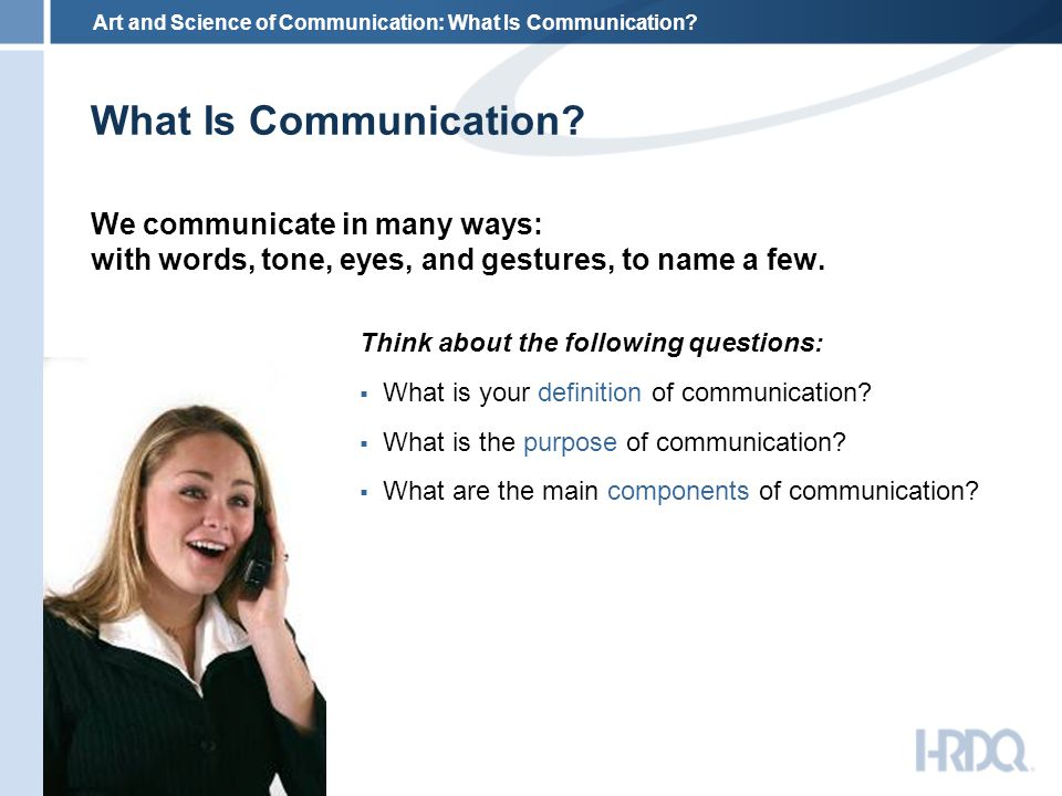 communication is a art or a science Aurora employee assistance program the art of communication communication is the process by which people exchange information or share ideas there are.