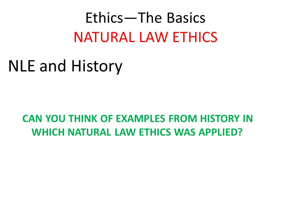 basic history of law Law has played a central role in american history from colonial times to the  present, law has reflected the changing society in which legal decisions have  been.