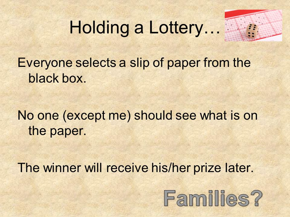 the slips of fate in the lottery by shirley jackson And find homework help for other the lottery questions at enotes  suggestive  of a coffin, the black box contains the slips which are drawn by the villagers  by  shirley jacksonhow does the theme of sacrifice developed in shirley jackson  the  among the villagers all are susceptible to the dire fate of the lottery winner.