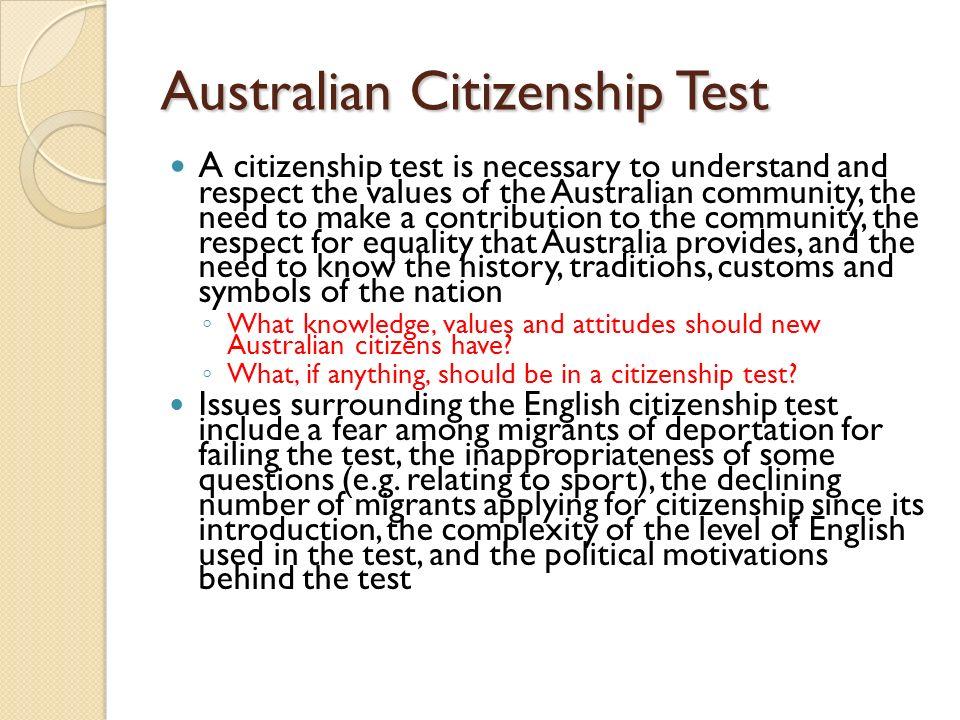 australian citizenship test how to pass