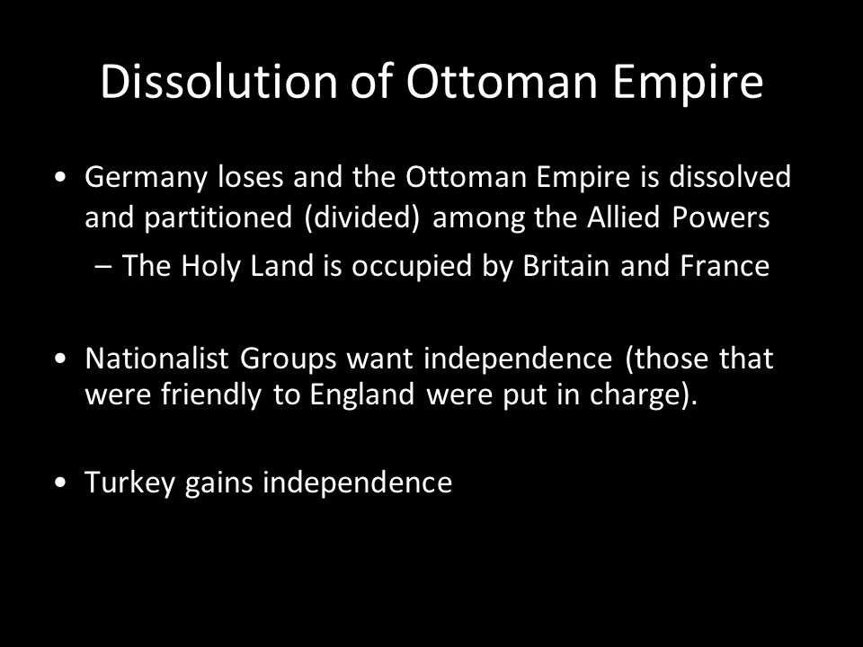 """england ottoman empire Before the first world war, the term """"middle east"""" was virtually unknown the  ottoman empire had ruled for centuries over the lands from the."""