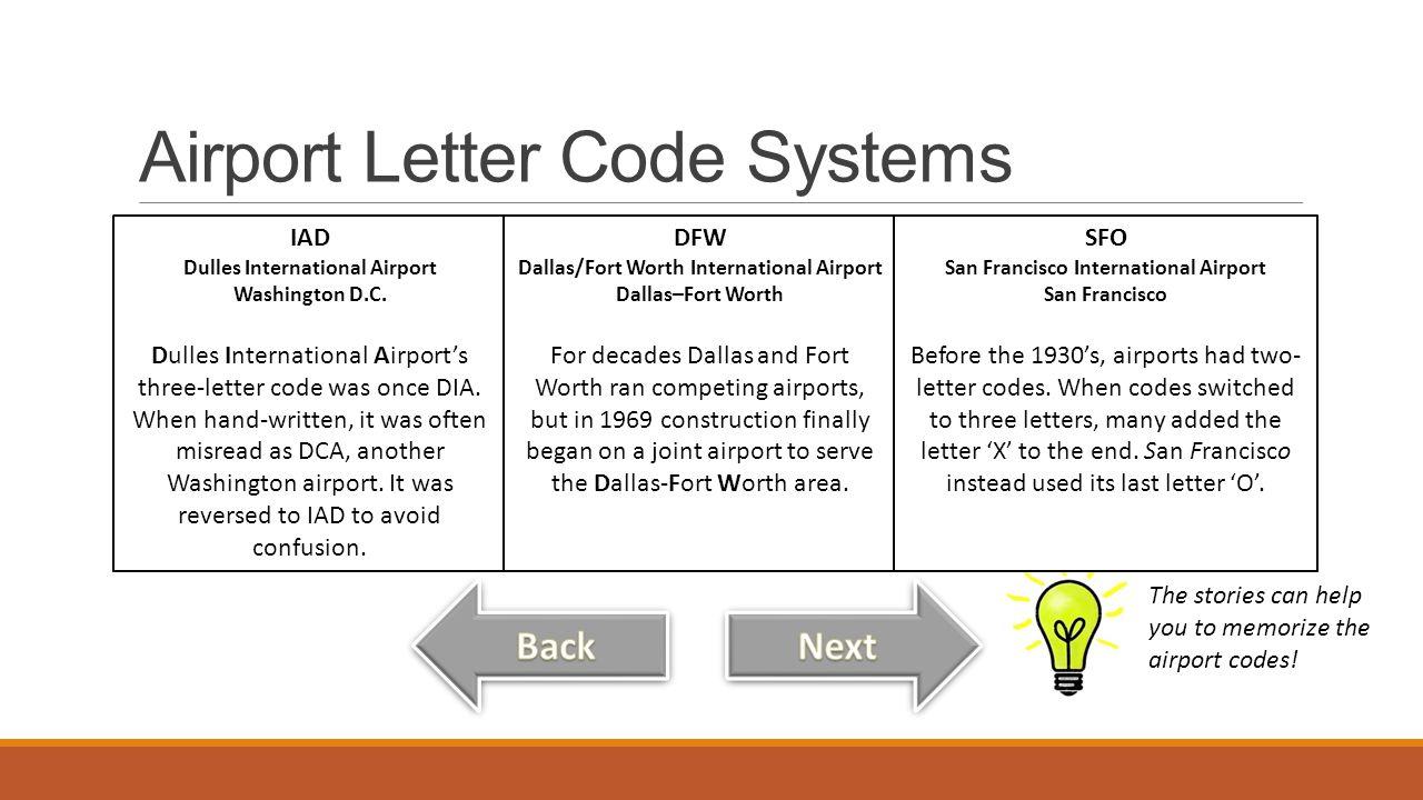 dallas airport code