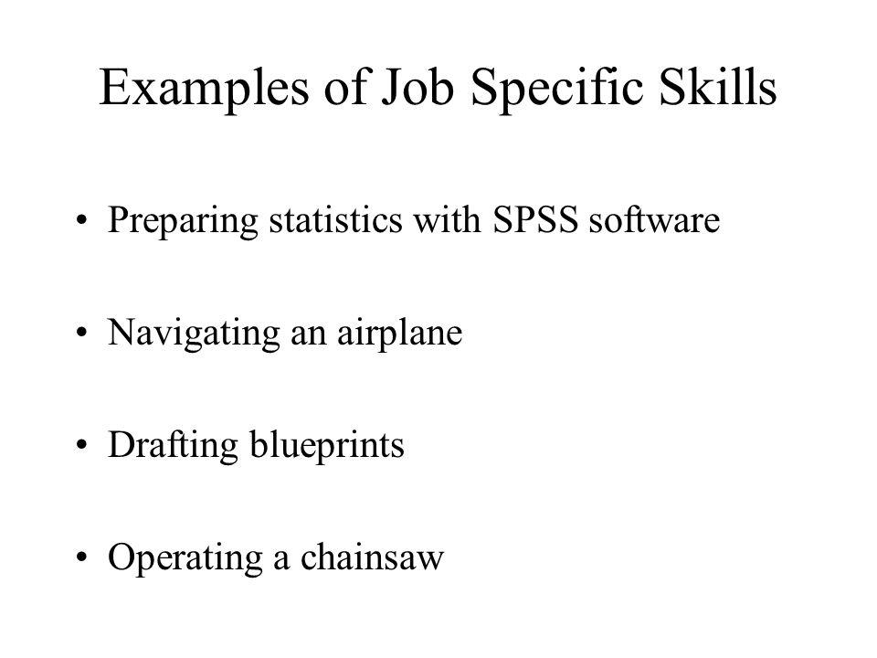 skills  u0026 personal qualities
