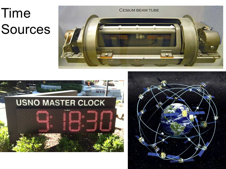 Time Sources