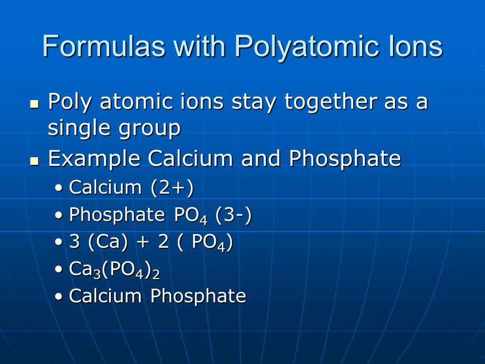 Names & Formulas Ionic Compounds ppt download