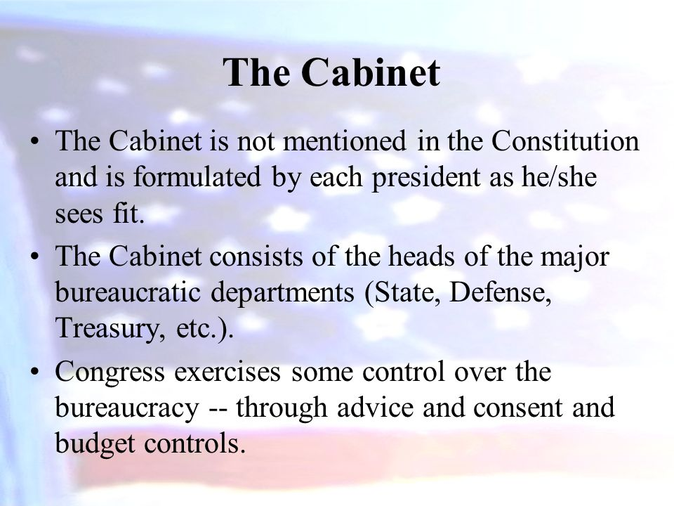 THE PRESIDENCY Chapter 8 O'Connor and Sabato American Government ...