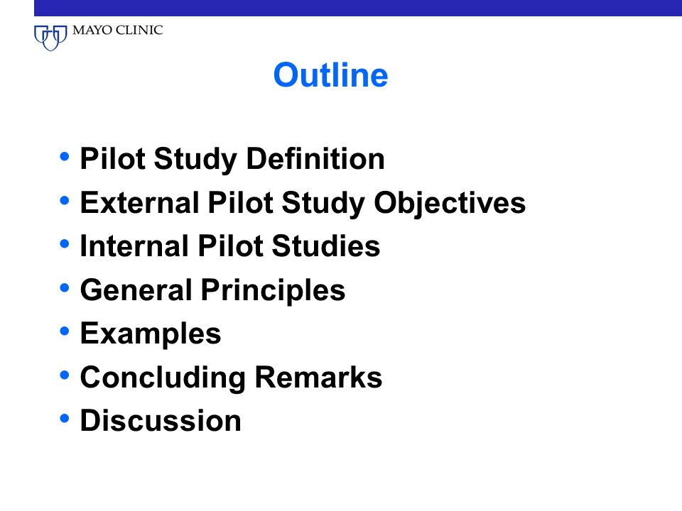 How to Design a Research Pilot Study | The Classroom
