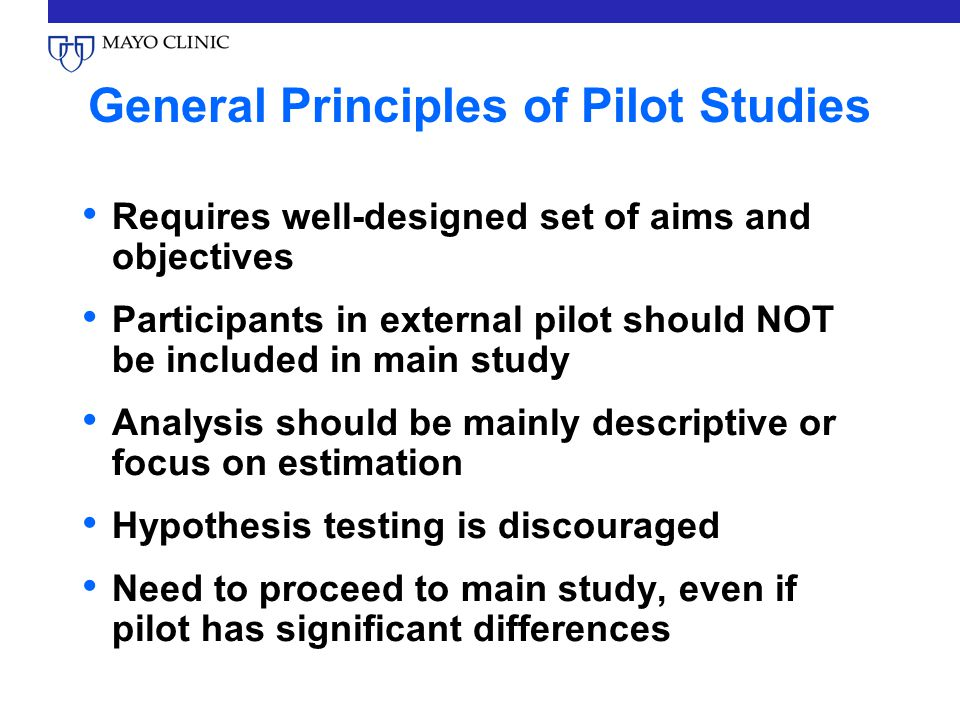 Pilot study definition and meaning | Collins English ...