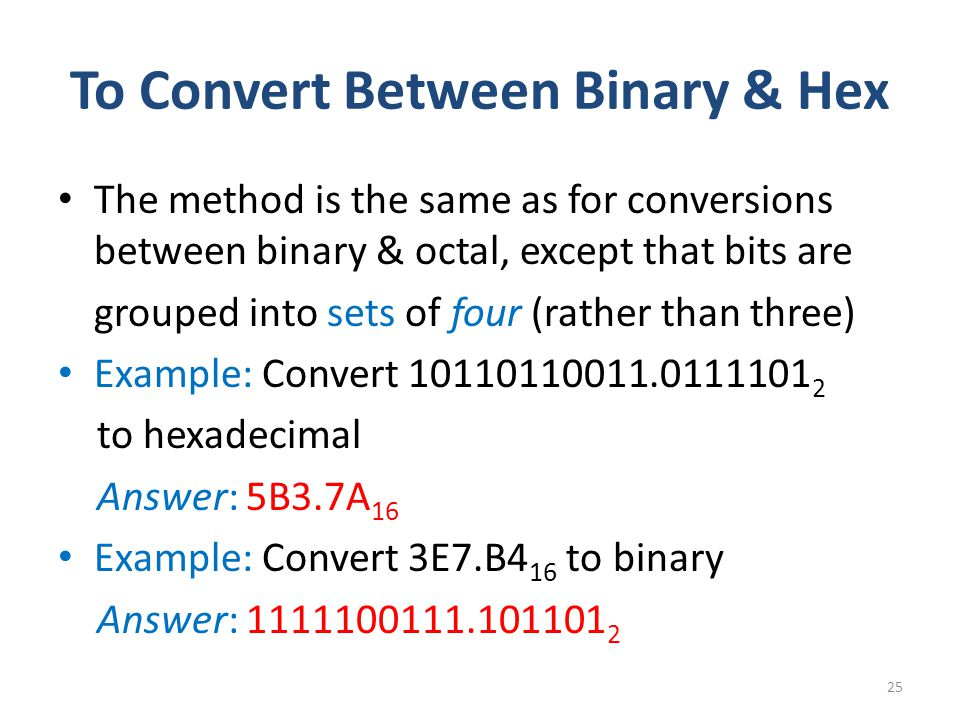 decimal to hex conversion method pdf