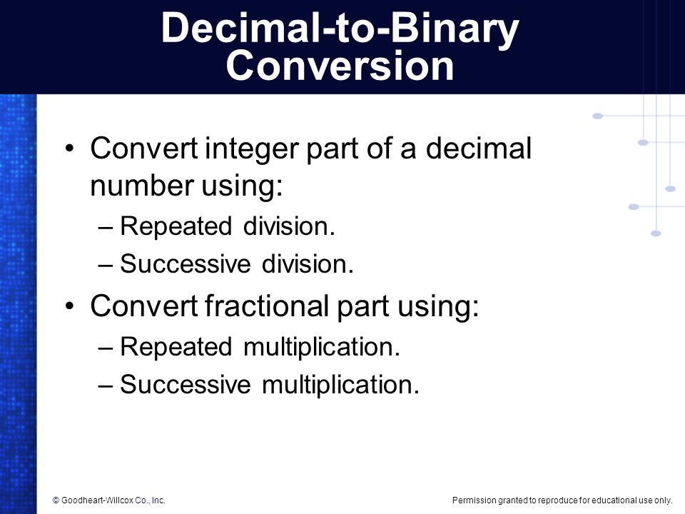 successive division method binary options