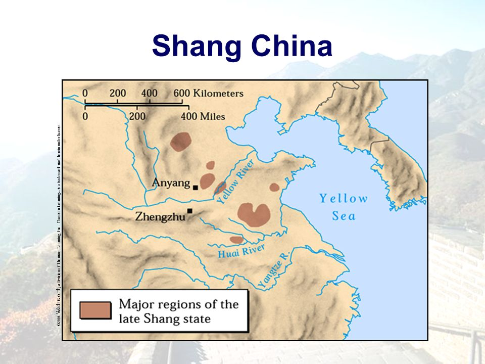 Chapter Ancient China Ppt Download - Physical map of china 2004