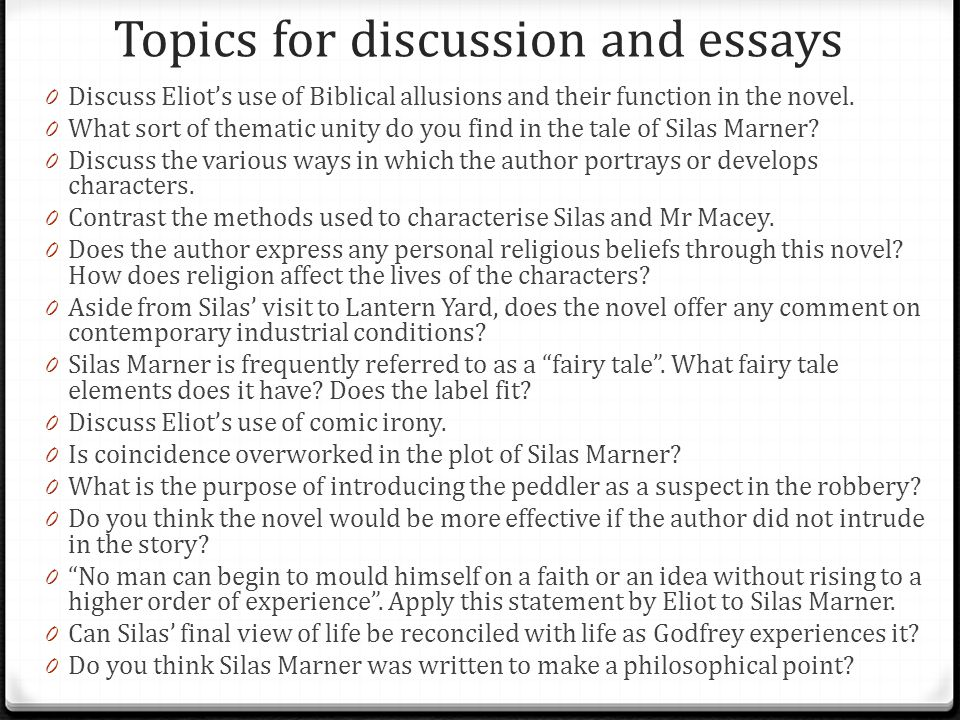 pre 1915 novel silas marner essay Pre 1915 novel - silas marner essay by lepo , high school, 11th grade , b , november 2006 download word file , 6 pages download word file , 6 pages 00 0 votes.