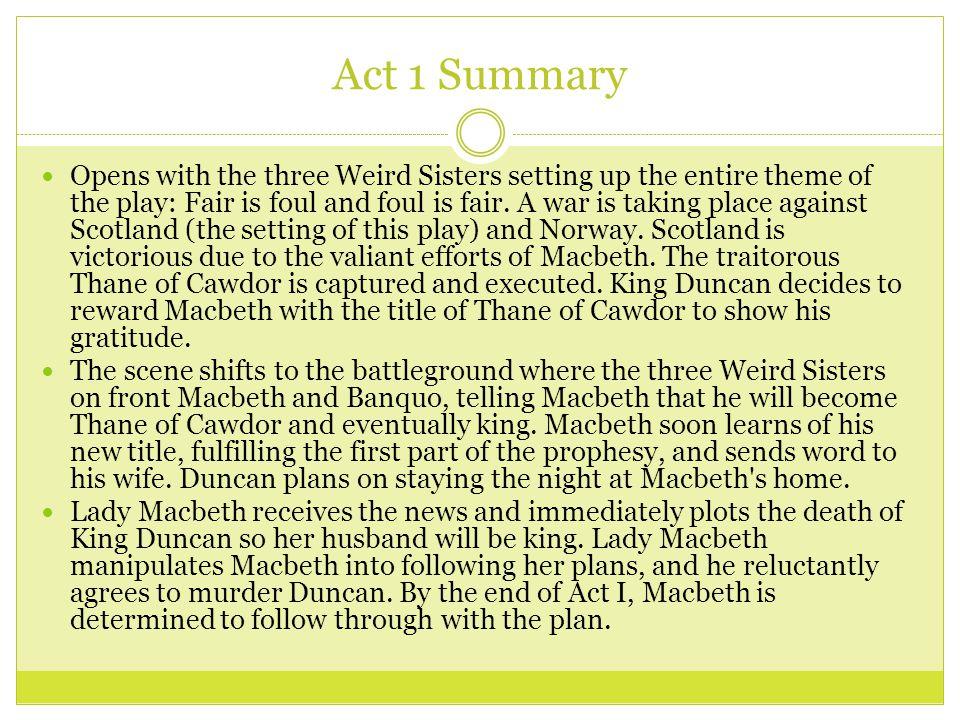 Macbeth Act 4 scene Summaries. - ppt download