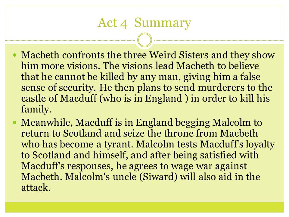 What is the significance of the porter's scene of Act 2 Scene 3 in Macbeth?