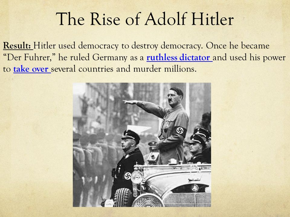 the rise of adolf hitler pdf