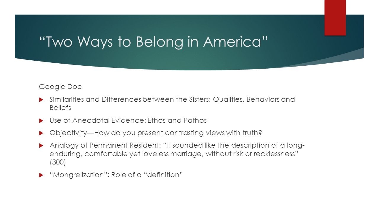 two ways to belong in america 50 essays Sreshta bhasha malayalam essays for students college essay on marijuana research papers on cloud computing 2016 chevy an essay on my bedroom ieee research papers on computer graphics two belong ways in to america 50 essays.