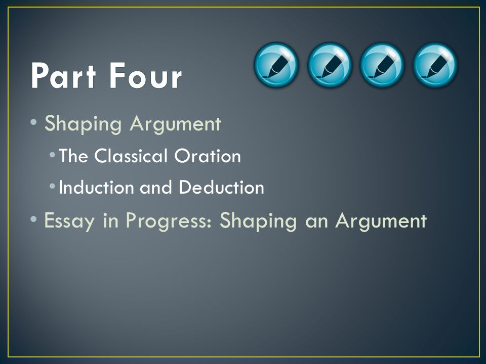 disagreement leads progress essay