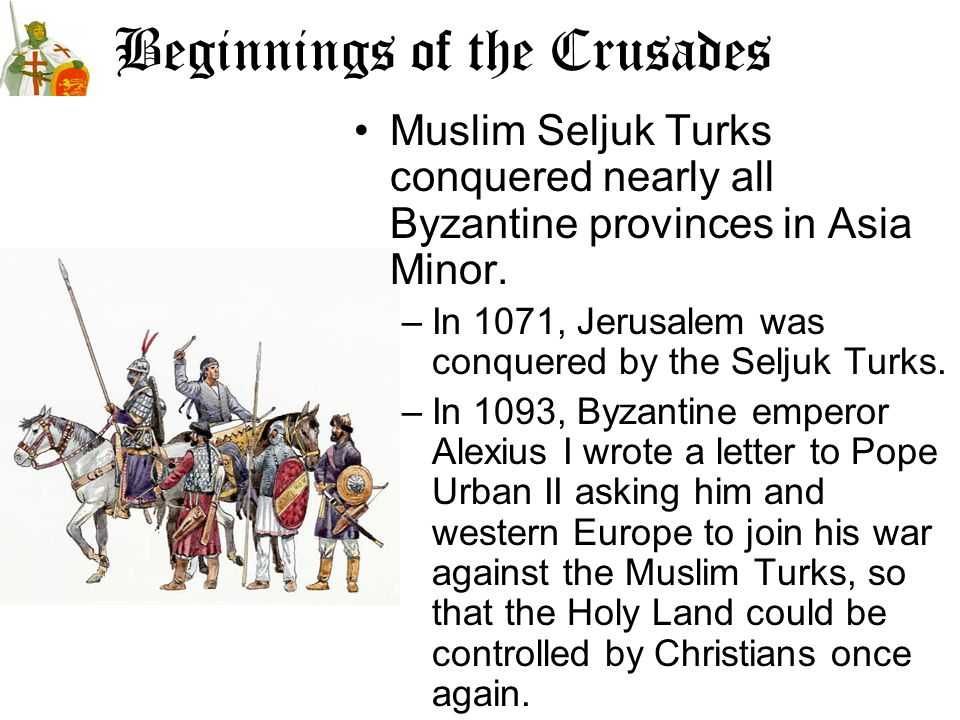 the plea of pope urban ii to join him in a holy war Third, i would like to my mother, louise leardi, for her tireless efforts to correct   of the serfs and peasants to join the crusade  disputed version, the  byzantine emperor alexius issued an urgent plea to the west for assistance this  in turn led pope urban ii to issue a call for 'holy war' at clermont in.