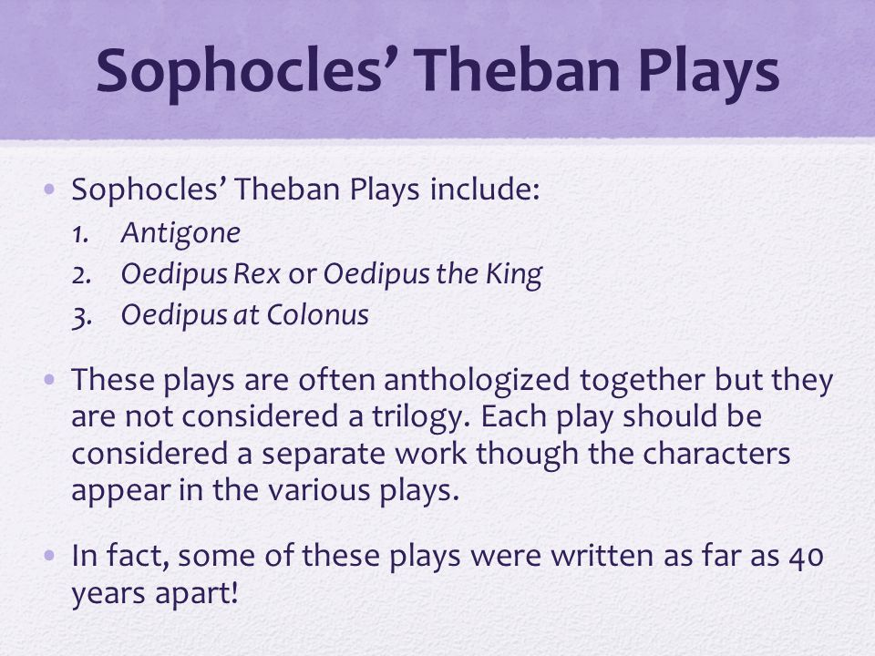 "the downfall of the male character in the play oedipus rex by sophocles Character analysis: the personality of oedipus essay from the play ""oedipus the king"" by sophocles is sophocles' tragedies 'oedipus rex' and 'antigone."