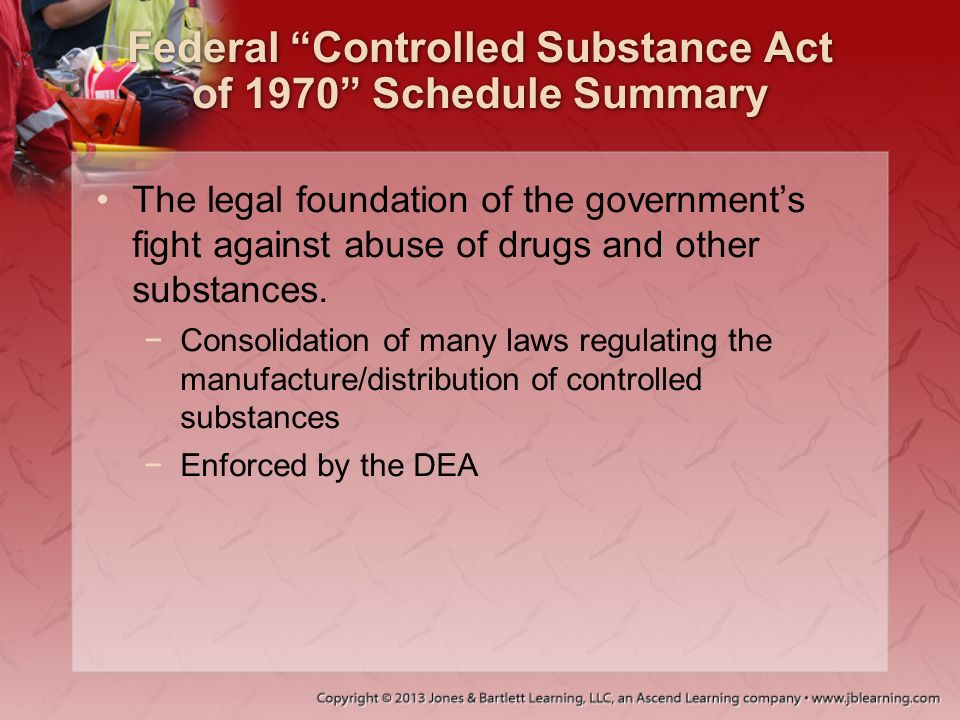 an essay on the controlled substance act of 1970 Follow essays, opinions and curated why president nixon signed the controlled substances act in 1970 why president nixon signed the controlled substances act.
