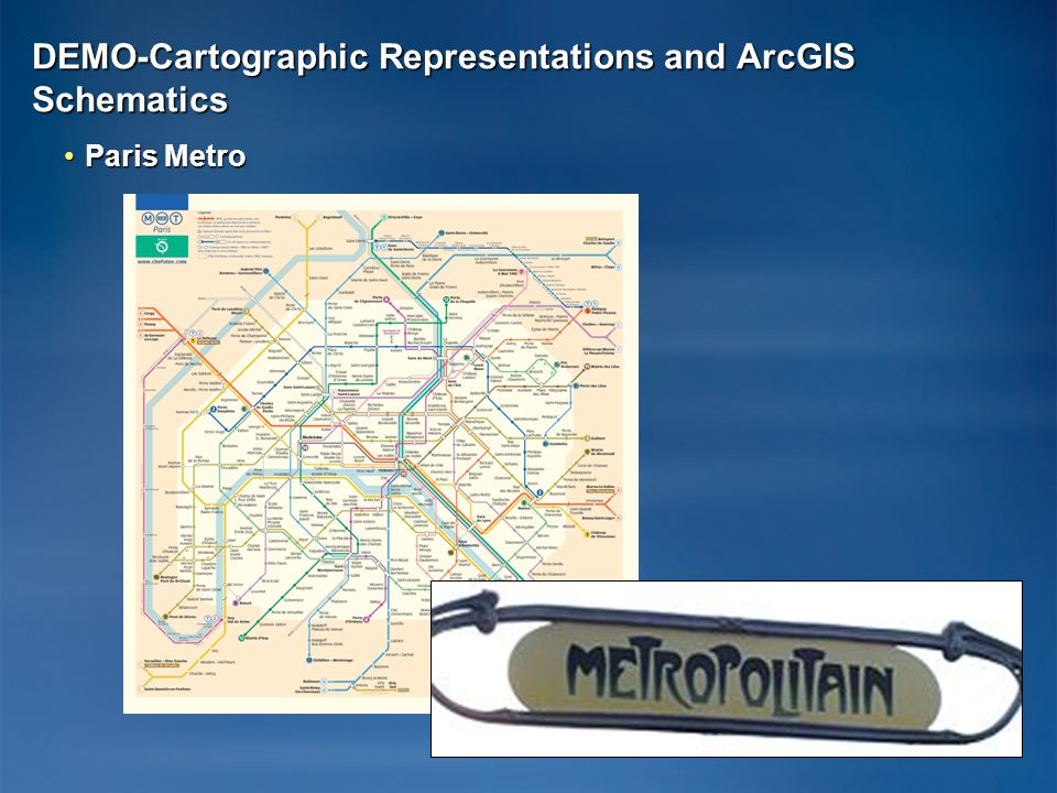 Creating Transit Route Maps with ArcGIS - ppt video online download