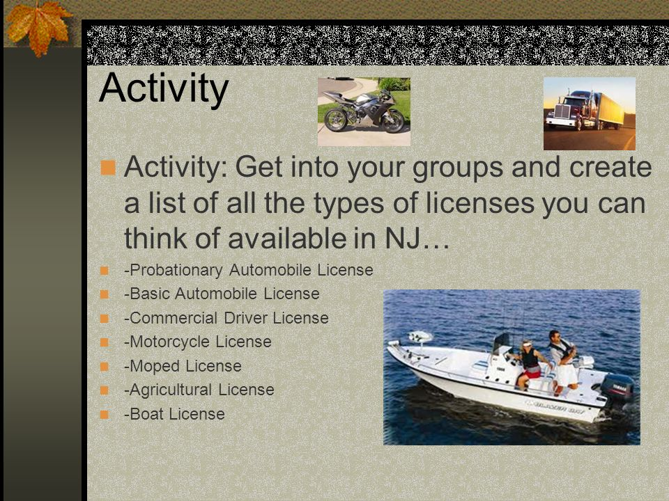 Nj boaters license test for What age do you need a fishing license
