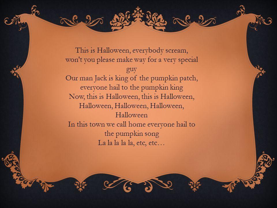 Halloween Program. - ppt video online download