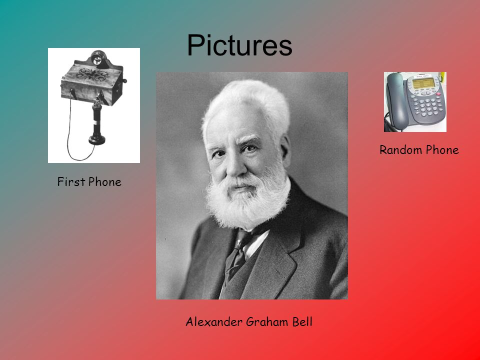 an analysis of the topic of alexander graham bells inventions Analysis: how alexander graham bell's talking dog led to the iphone x facebook which is still watching his invention evolve keep it civil and on topic.