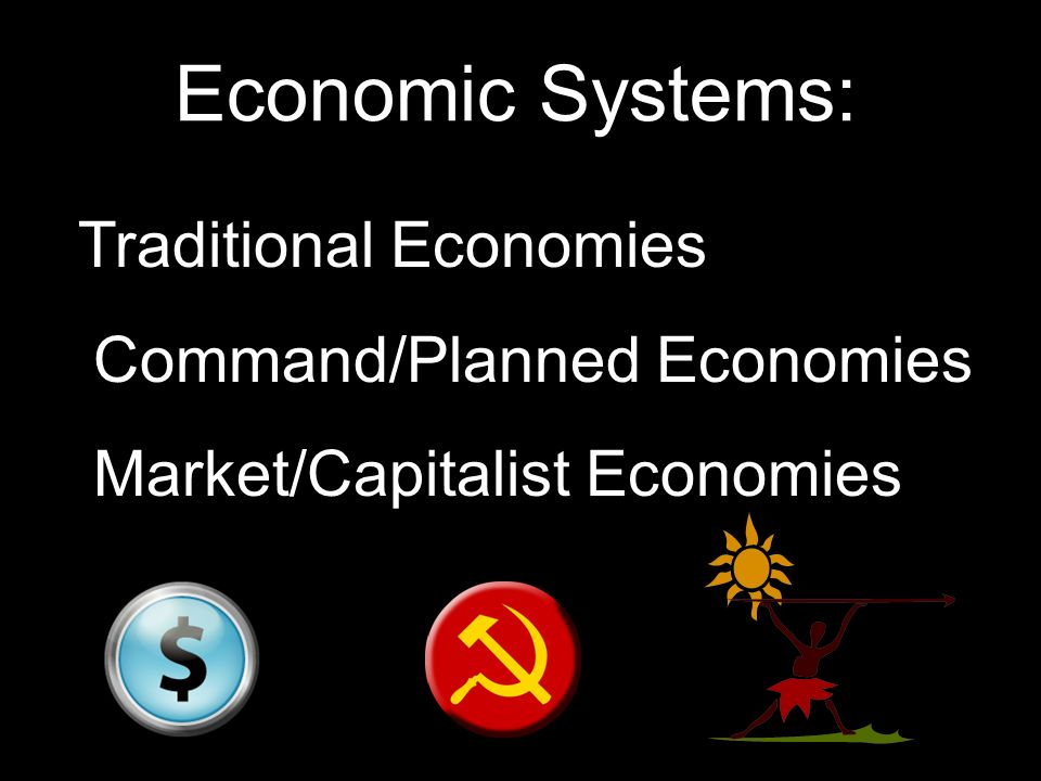 Economic Systems: Command/Planned Economies