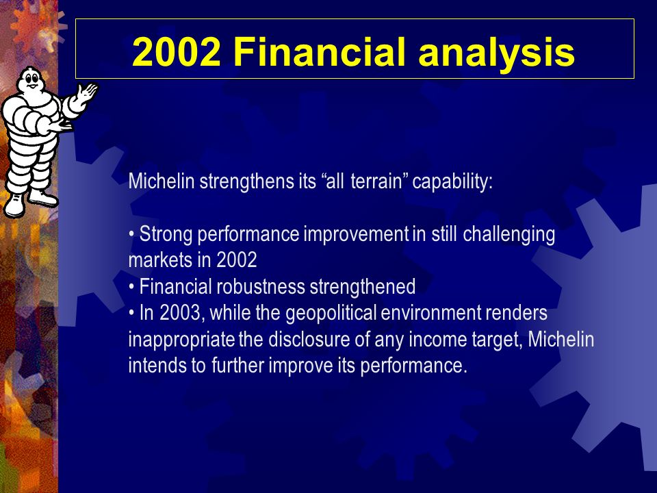 MICHELIN. - ppt video online download